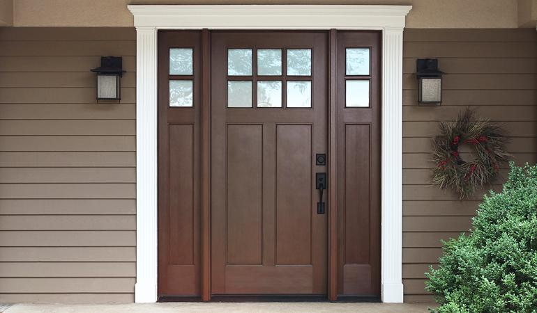 Fiberglass Doors Staining Guide Old Masters